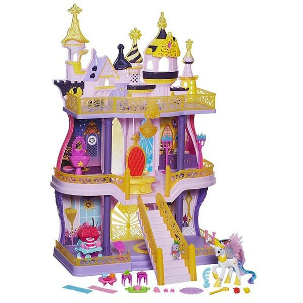 Игровой набор My Little Pony Замок Кантерлот
