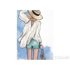 Женская футболка Fashion Style #5