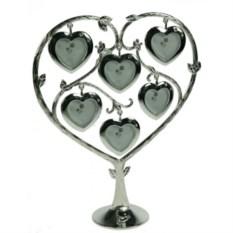 Фоторамка-дерево Большое сердце