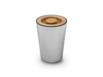 Емкость для хранения с деревянной крышкой Коллекция 100