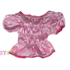 Карнавальная детская блузка принцессы