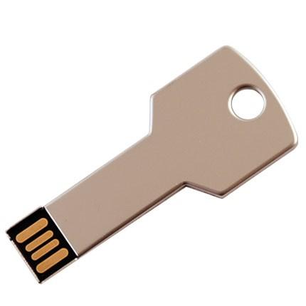 Купить флешку-ключ с гравировкой в Москве, флешка в виде