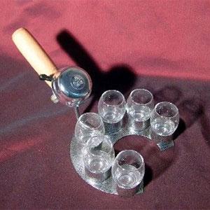 Мастерок для водки Подкова