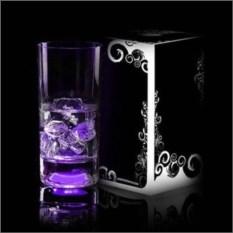 Светящийся бокал Longdrink GlasShine (фиолетовый)