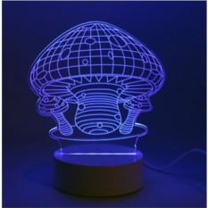 Светильник Creative Light Грибы (белый)