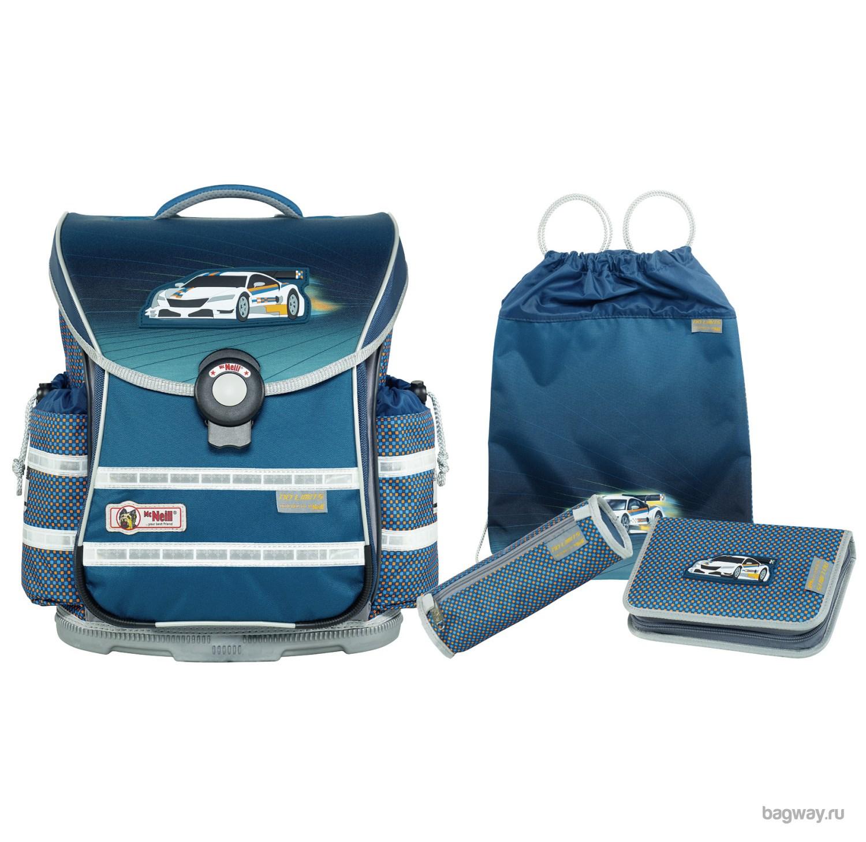 Школьный рюкзак mcneill ergo light рюкзак active leisure