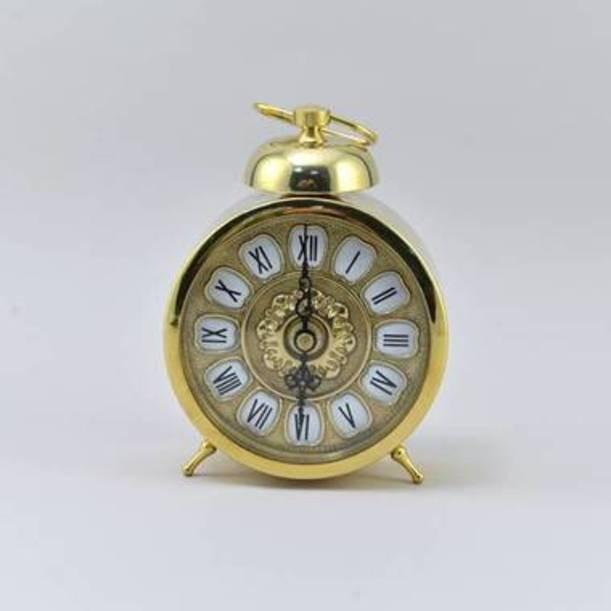 Часы стилизованные под будильник