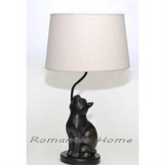 Настольная лампа Кошечка