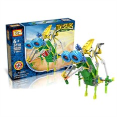 Робот с мотором Комарозавр