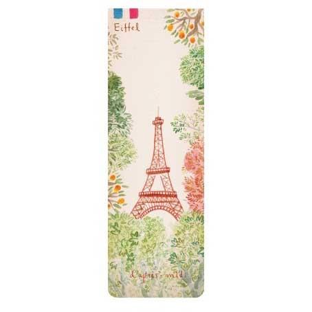 Закладка для книги Eiffel