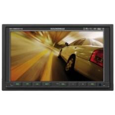 Автомобильный DVD-ресивер Soundmax SM-CMMD6511G black