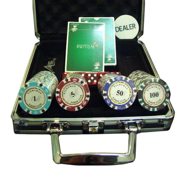 Набор покера Nightman 100