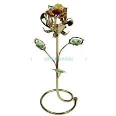 Фигурка Swarovski Роза
