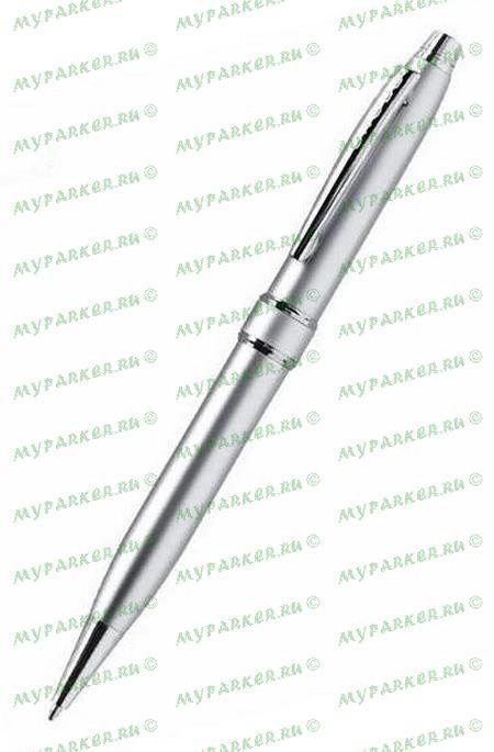 Шариковая ручка Cross Stratford Satin Chrome