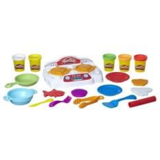 Игровой набор Кухонная плита Play-Doh от Hasbro
