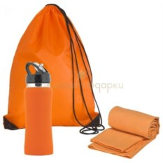 Оранжевый подарочный набор Аэробика