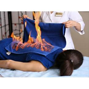 Подарочный сертификат Огненный массаж Ху Ляо
