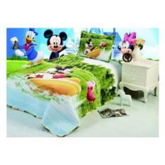 Детское 1.5-спальное покрывало Микки Маус