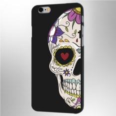Чехол на iPhone 7 Череп мексиканский