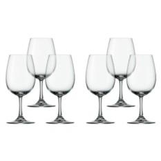 Набор бокалов для вина Weinland