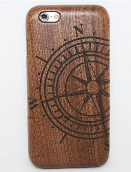 Чехол деревянный для Iphone 6 6-2073