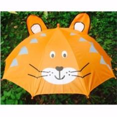 Детский зонт с ушками Тигр