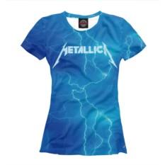 Футболка Print Bar Metallica