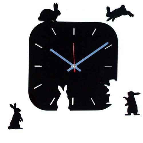 Часы Поляна зайцев