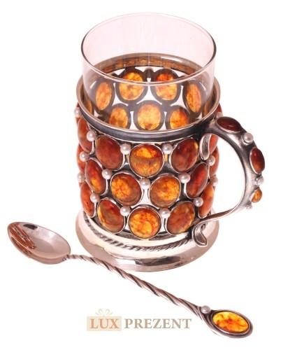 Чайный набор Янтарь