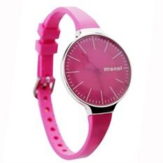 Часы Monol Misty (ярко-розовые)