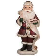 Фигурка Дед Мороз записывает желания