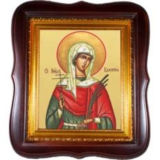 Валентина Кесарийская Святая мученица. Икона на холсте
