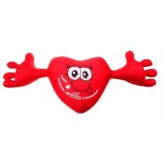 Игрушка-антистресс Сердце с руками
