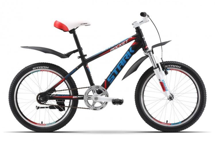 Детский велосипед Stark 20 Rocket (2016) Black