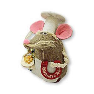 Мышонок-поварёнок «Вкусного года»