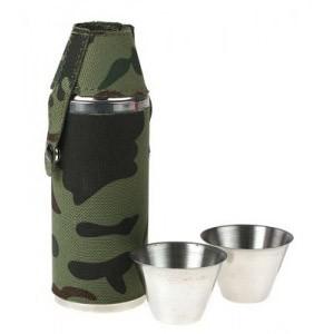 Фляжка-бутылка «Камуфляж»