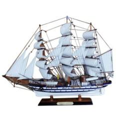 Модель корабля Amerigo Vespucci