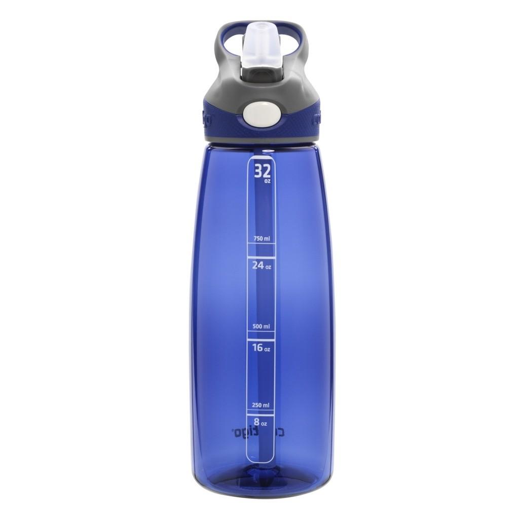 Спортивная бутылка для питья Addison (цвет — синий)