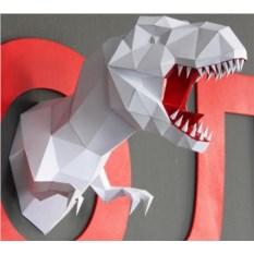 Набор для сборки декоративной модели Динозавр
