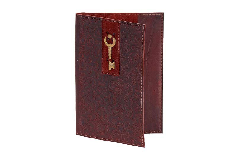 Обложка для паспорта «Золотой ключик»