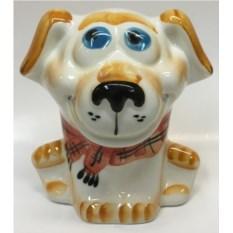 Солонка в форме собаки Верный друг