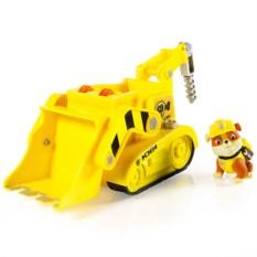 Желтая машина-трансформер Paw Patrol Щенячий патруль