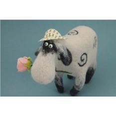 Фигурка Романтичный ослик