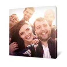 Холст с вашим фото «Яркий кадр»