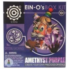 Набор для выращивания кристаллов «Пурпурный аметист»