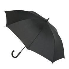 Черный зонт-трость Eleganza