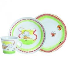 Набор детской посуды Весна