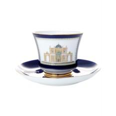 Чайная чашка с блюдцем Классика Петербурга № 5