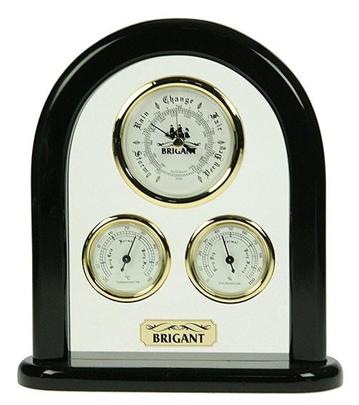 Метеостанция BRIGANT; барометр, термометр, гидрометр