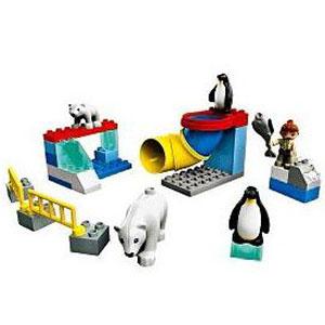 Конструктор Lego Duplo «Полярный зоопарк»